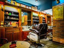 The Barbershop Cuts and Cocktails